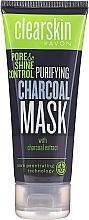Kup Oczyszczająca maska do twarzy z węglem aktywnym - Avon Clearskin Pore & Shine Control Purifying Charcoal Mask