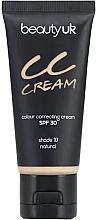 Kup Krem CC do twarzy SPF 30 - Beauty UK CC Cream