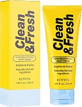 Kup Rozjaśniający krem do twarzy na noc - Eunyul Clean & Fresh Pure Brightening Night Cream