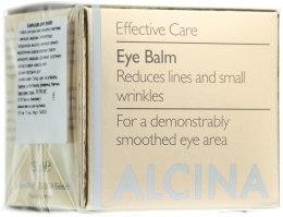 Kup Balsam pod oczy redukujący zmarszczki - Alcina E Eye Balm