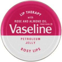 Kup Wazelina do ust Róża - Vaseline Lip Therapy Rosy Lips Balm