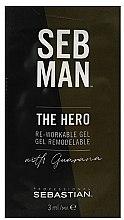 Kup Uniwersalny żel do stylizacji włosów - Sebastian Professional Seb Man The Hero (miniprodukt)
