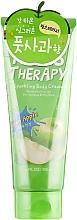 Kup Kojący krem nawilżający do ciała Zielone jabłko - Farms Therapy Sparkling Body Cream Green Apple