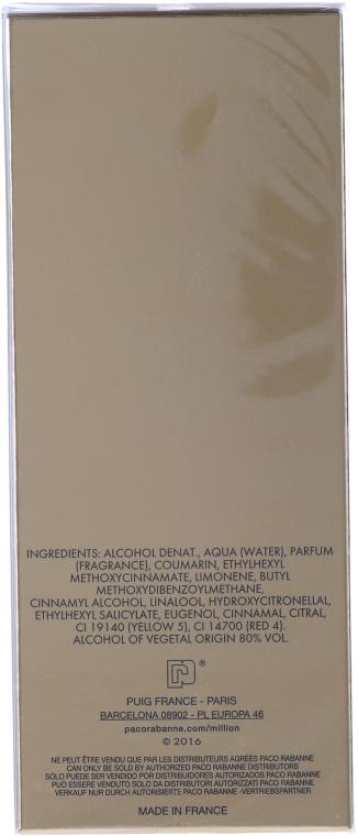 Paco Rabanne 1 Million Prive - Woda perfumowana — фото N3