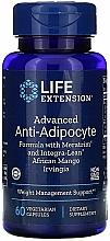 Kup Suplement diety w kapsułkach wspomagający odchudzanie - Life Extension Advanced Anti-Adipocyte Formula With Meratrim And Integra-Lean African Mango Irvingia