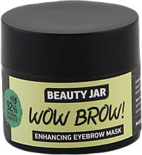 Kup Maska do zagęszczenia brwi - Beauty Jar Wow Brow! Enhancing Eyebrow Mask