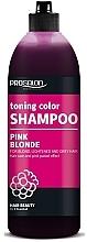 Kup Szampon tonujący Różowy - Prosalon Toning Color Shampoo