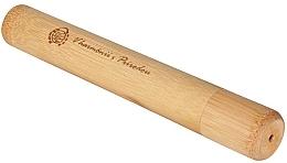 Kup Bambusowe etui podróżne na szczoteczkę do zębów - Curanatura