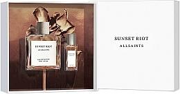 Kup Allsaints Sunset Riot - Zestaw (edp/100ml + edp/15ml)