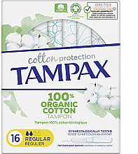 Kup Tampony z aplikatorem, 16 szt. - Tampax Cotton Protection Regular