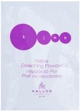Proszek do rozjaśniania włosów - Kallos Cosmetics Bleaching Powder — фото N1