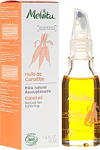 Kup Organiczny olejek z marchewki do twarzy i ciała - Melvita Organic Carrot Oil