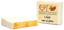 Kup Glicerynowe mydło do rąk i ciała Argan ze złotem - The Secret Soap Store