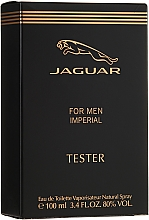 Kup Jaguar Imperial For Men - Woda toaletowa (tester bez nakretki)