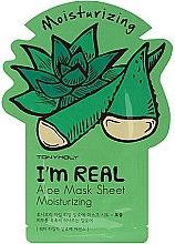 Kup Aloesowa maska w płachcie - Tony Moly I'm Real Aloe Mask Sheet Moisturizing
