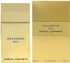 Kup Pascal Morabito Gold Edition Oud - Woda perfumowana