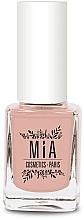 Kup Matowy lakier do paznokci - Mia Cosmetics Paris Luxury Nude Nail Polish