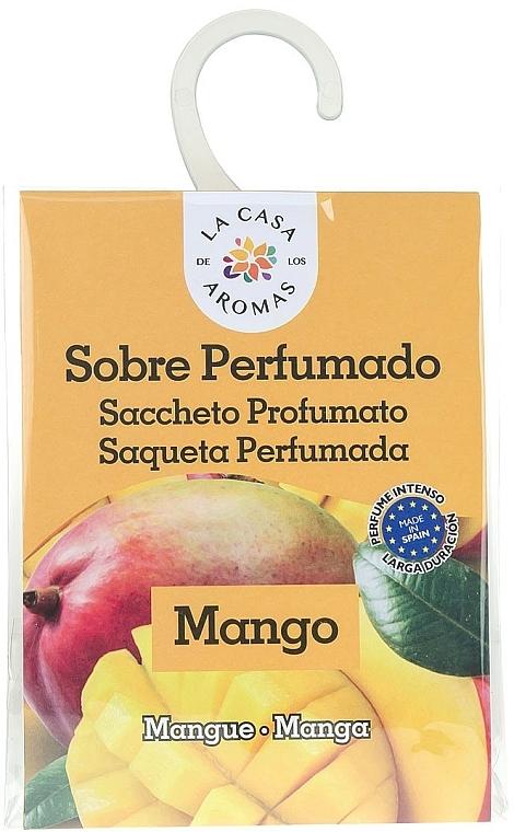 Saszetka zapachowa Mango - La Casa de Los Aromas Mango Closet Sachet — фото N1