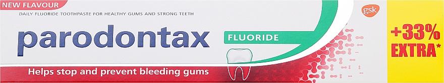 Pasta do zębów z fluorem - Parodontax Fluoride — фото N5