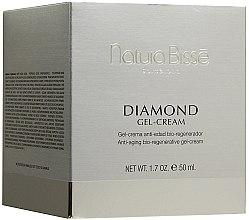 Kup Luksusowy bioregenerujący krem-żel przeciwstarzeniowy do twarzy - Natura Bissé Diamond Gel-Cream