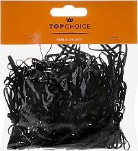 Kup Gumki do włosów XS 200 sztuk, czarne - Top Choice