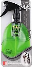 Kup Spryskiwacz do wody, zielony - Wet Brush Live Love Green Spray Bottle