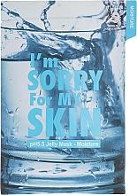 Kup Maska na twarz w płachcie - Ultru I'm Sorry For My Skin pH5.5 Jelly Mask Moisture