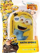 Kup Gąbka kąpielowa dla dzieci, Minionki - Suavipiel Minnioins Bath Sponge Yellow