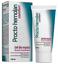Kup Żel do mycia dla osób z hemoroidami - Aflofarm Procto-Hemolan Comfort Cleaning Gel