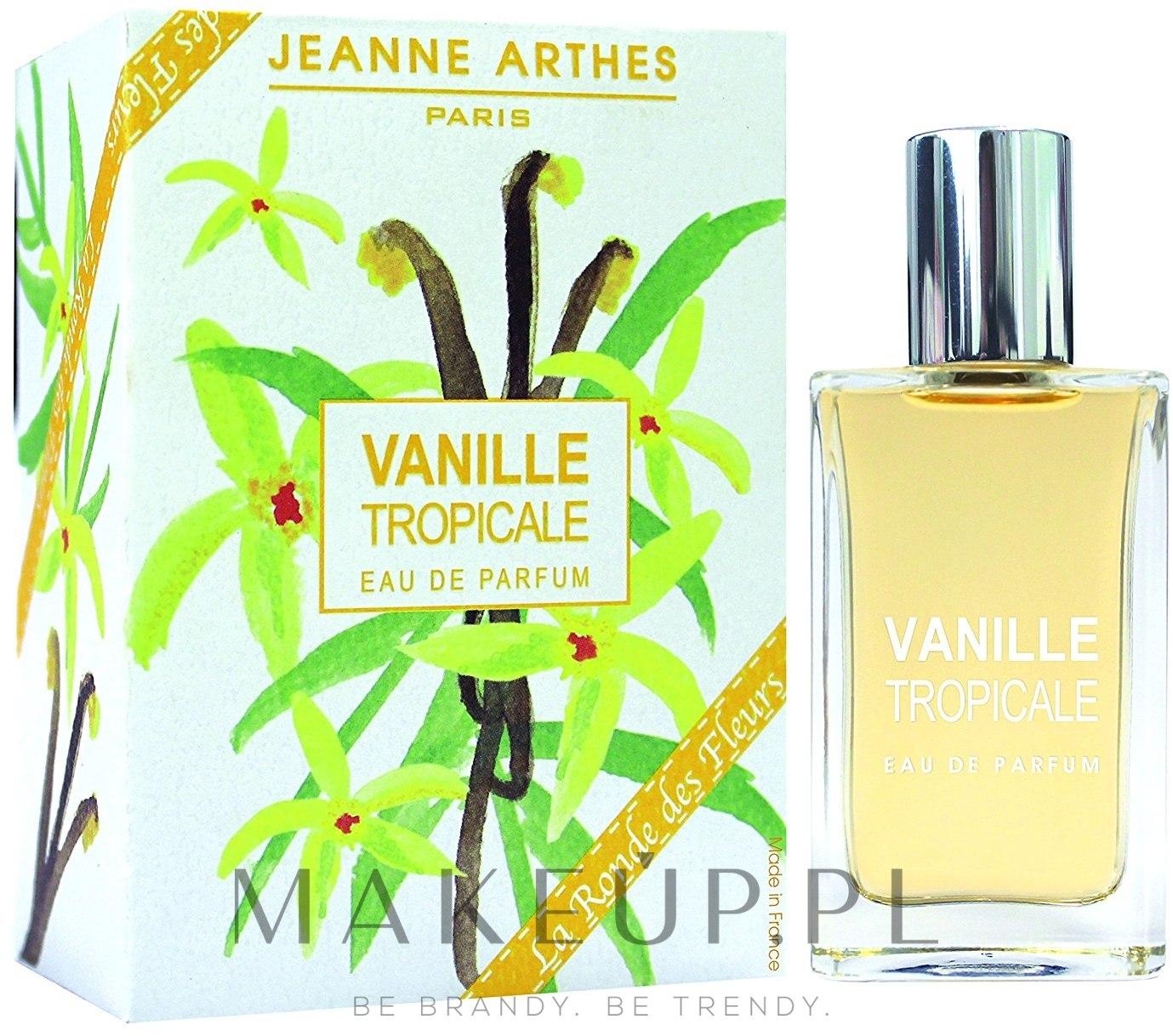jeanne arthes la ronde des fleurs - vanille tropicale