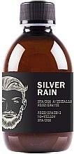 Kup Regenerujący szampon dla mężczyzn neutralizujące żółte tony włosów - Nook Dear Beard Silver Rain Shampoo