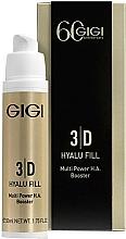 Kup Wypełniający krem-booster do twarzy - Gigi 3D Hyalu Fill Multi Power H.A. Booster