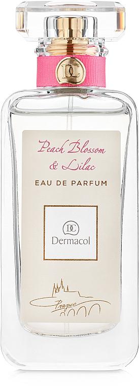 Dermacol Peach Blossom And Lilac - Woda perfumowana — фото N1