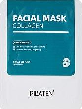 Kup Kolagenowa maska do twarzy - Pilaten Collagen Facial Mask