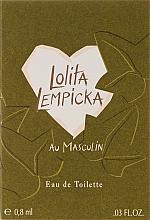 Kup Lolita Lempicka Au Masculin - Woda toaletowa (próbka)