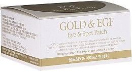Kup Hydrożelowe płatki pod oczy ze złotem - Petitfee & Koelf Gold&EGF Eye&Spot Patch
