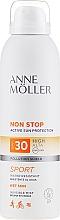 Kup Przeciwsłoneczny spray do ciała SPF 30 - Anne Möller Non Stop Active Sun Invisible Mist