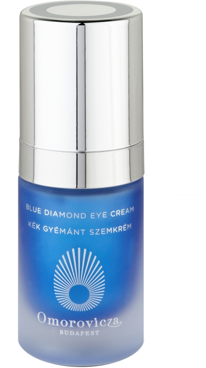 Krem do skóry wokół oczu - Omorovicza Blue Diamond Eye Cream — фото N1
