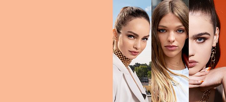 Zniżki na promocyjne produkty L'Oreal Paris, Maybelline i NYX Professional. Сeny uwzględniają zniżkę.