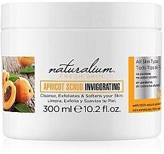Kup Energetyzujący peeling do ciała - Naturalium Fresh Skin Apricot