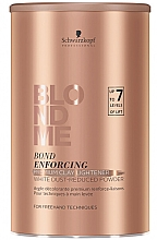 Kup Rozjaśniacz w proszku do włosów - Schwarzkopf Professional Blondme Claylightener