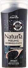 Kup Myjący peeling drobnoziarnisty Węgiel aktywny - Joanna Naturia