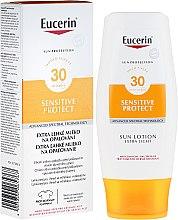 Kup Krem do opalania do skóry wrażliwej SPF 30 - Eucerin Sun Protection Lotion Extra Light