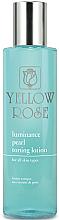 Kup Tonizujący balsam do twarzy z ekstraktem z pereł - Yellow Rose Luminance Pearl Toning Lotion