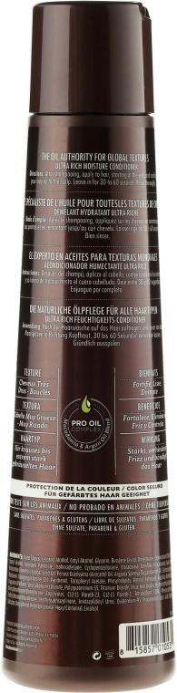 Odżywka do włosów - Macadamia Professional Ultra Rich Moisture Conditioner — фото N2