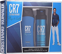Kup Cristiano Ronaldo CR7 Play It Cool - Zestaw (sh/gel 200 ml + deo/spray 150 ml)