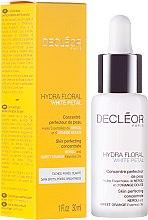 Kup Upiększający koncentrat do twarzy - Decléor Hydra Floral White Petal Skin Perfecting Concentrate