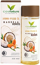 Kup Olejek do ciała Migda i kokos - Cosnature Aromatherapy Body Oil Almond & Coconut