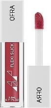 Kup Błyszczyk do ust - Ofra Flexi Slick Hybrid Lipstick