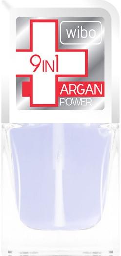 Arganowa odżywka 9 w 1 do paznokci - Wibo 9 in 1 Argan Power — фото N1